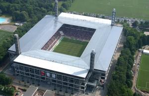 Rhein-Energie-Stadion - Veranstaltungsort des sechsten Hitmeister e-Commerce Day 2015