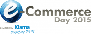 e-commerce-day-2015-logo-powered by Klarna_neu